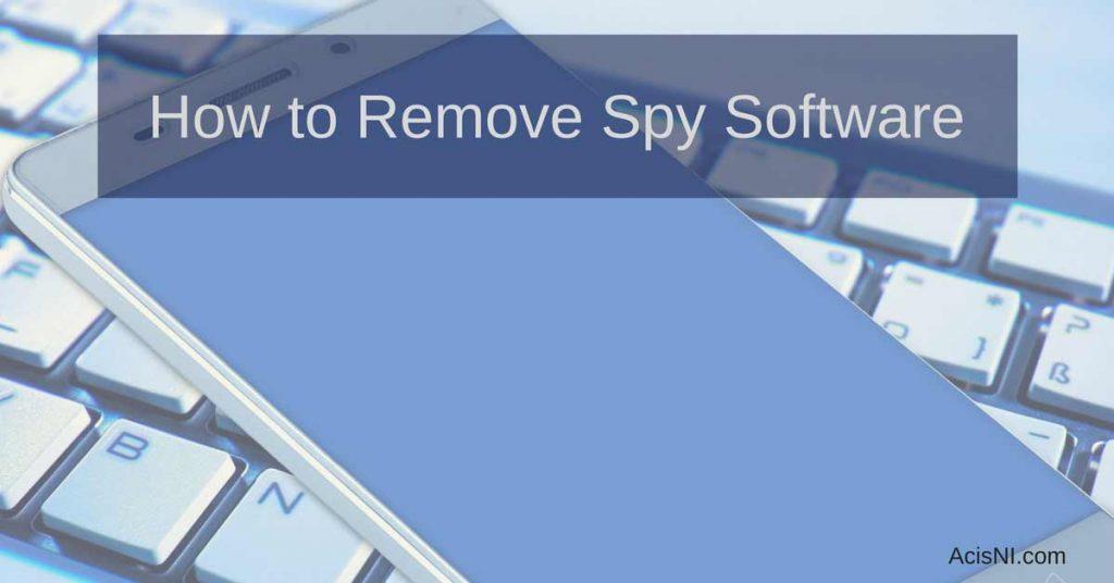 remove spy apps