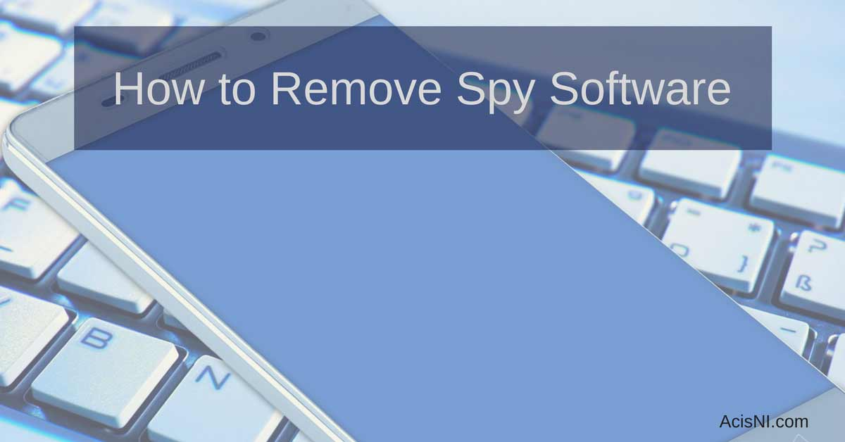 remove spy apps