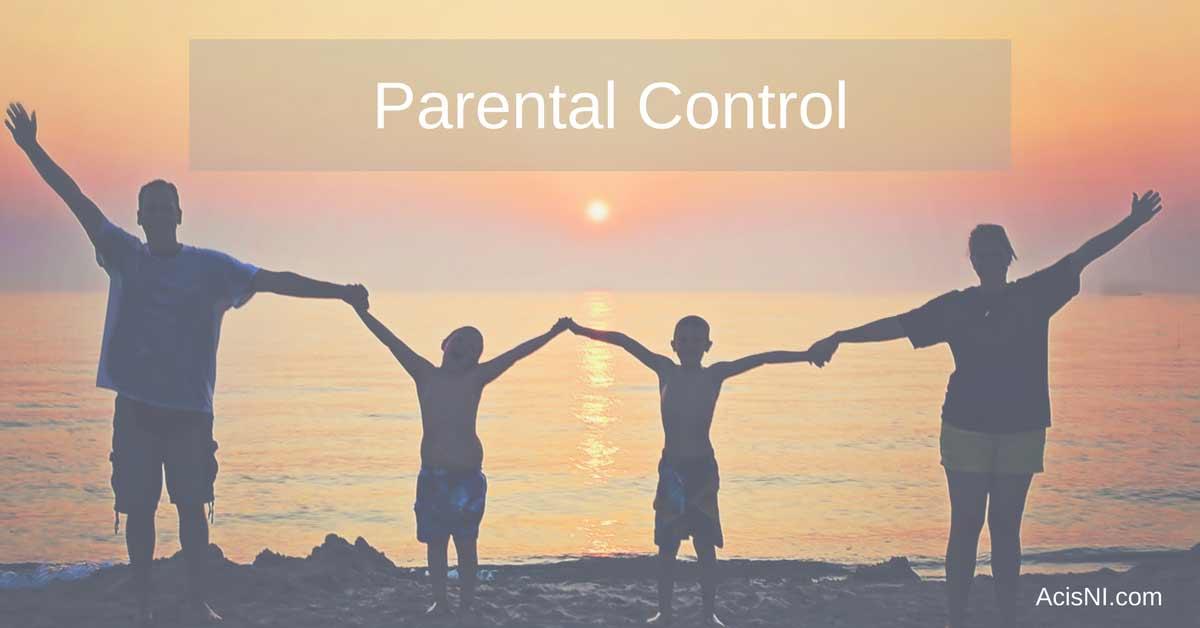 parental control online
