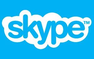 Monitoring Skype - logo