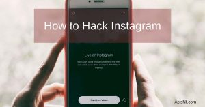 how to hack someones instagram account