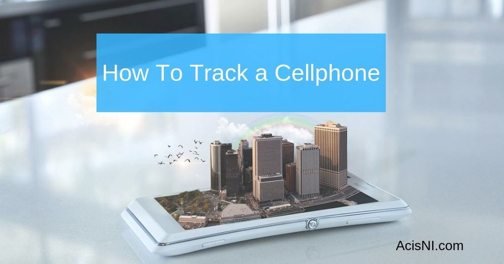how to track cellphone
