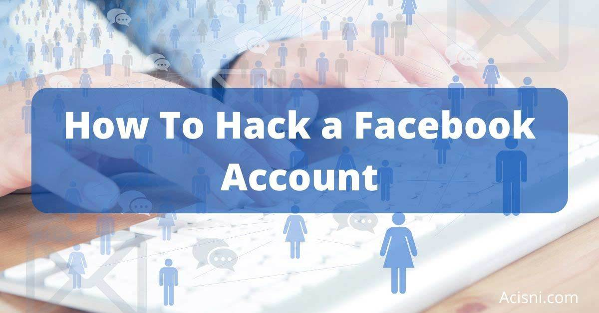how to hack a facebook account - image