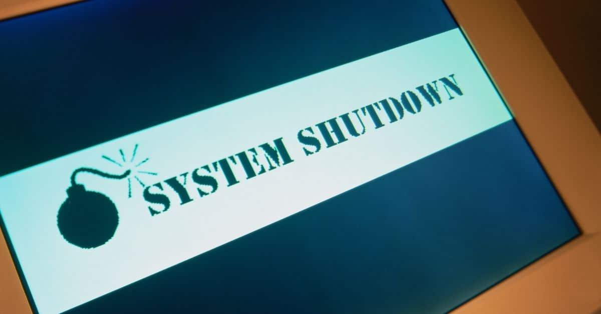 snapchat shutdown