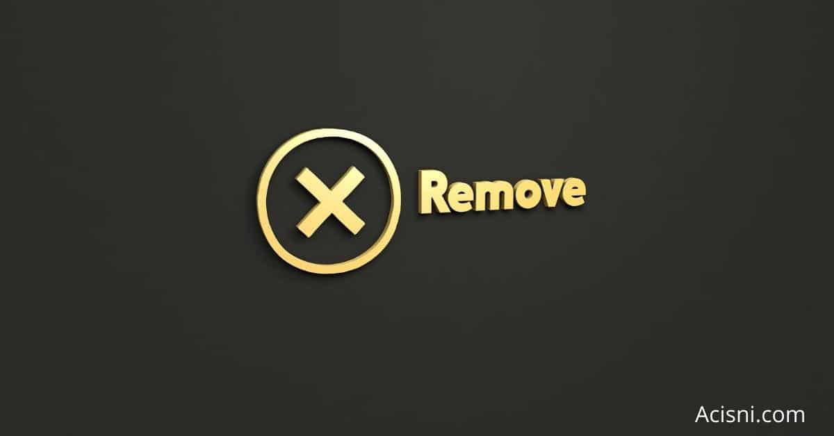 remove tapp from phone
