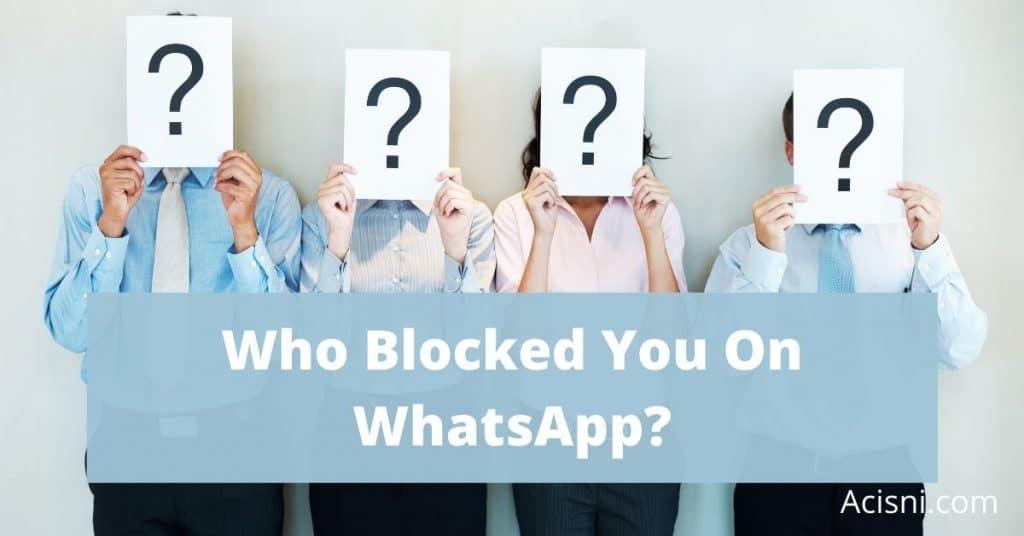 whatsapp block detector