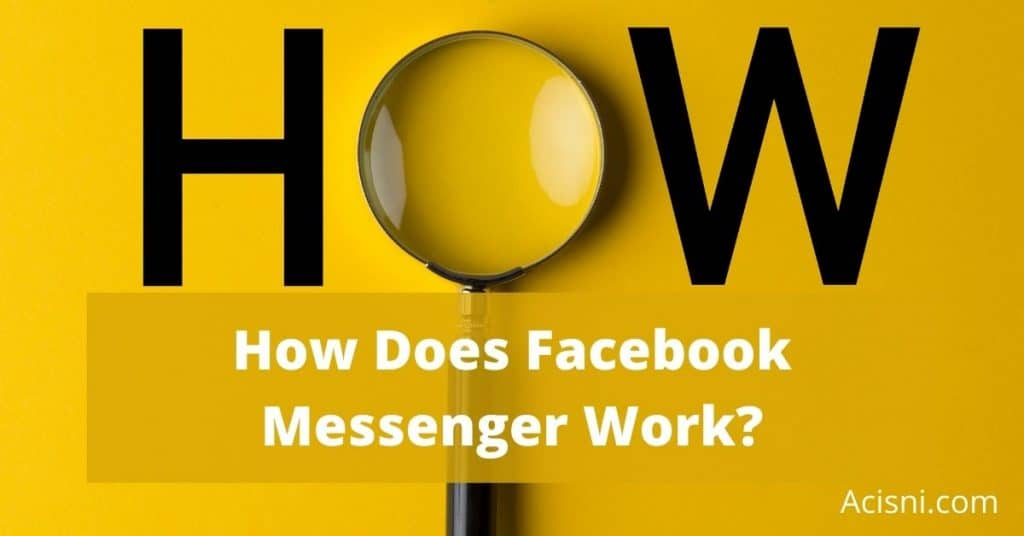 how does messenger work